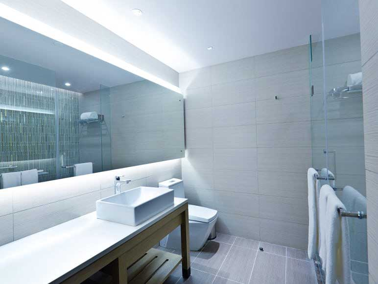 Shower Doors, Mirrors, & Glass