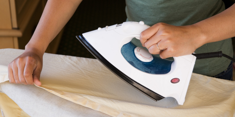 consider ironing centers in the home design