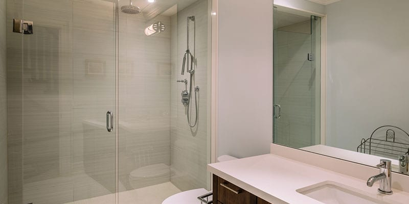 Which Type of Shower Door is Right for Your Client?